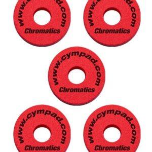 Cympad Chromatics punainen