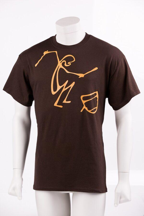 T-paita (Komppisorvaamo) - Gildan Heavy Cotton