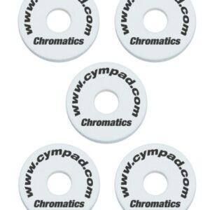 Cympad Chromatics valkoinen