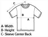 T-paita (Komppisorvaamo musta) - Gildan Heavy Cotton