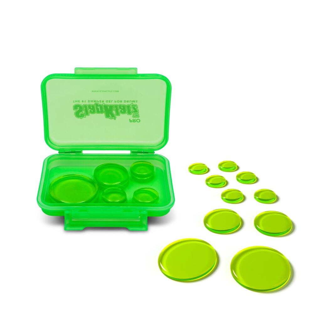 SlapKlatz Pro dempparit (Alien Green)